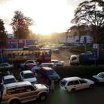 Kenya / Nairobi / Westlands Traffic Jam