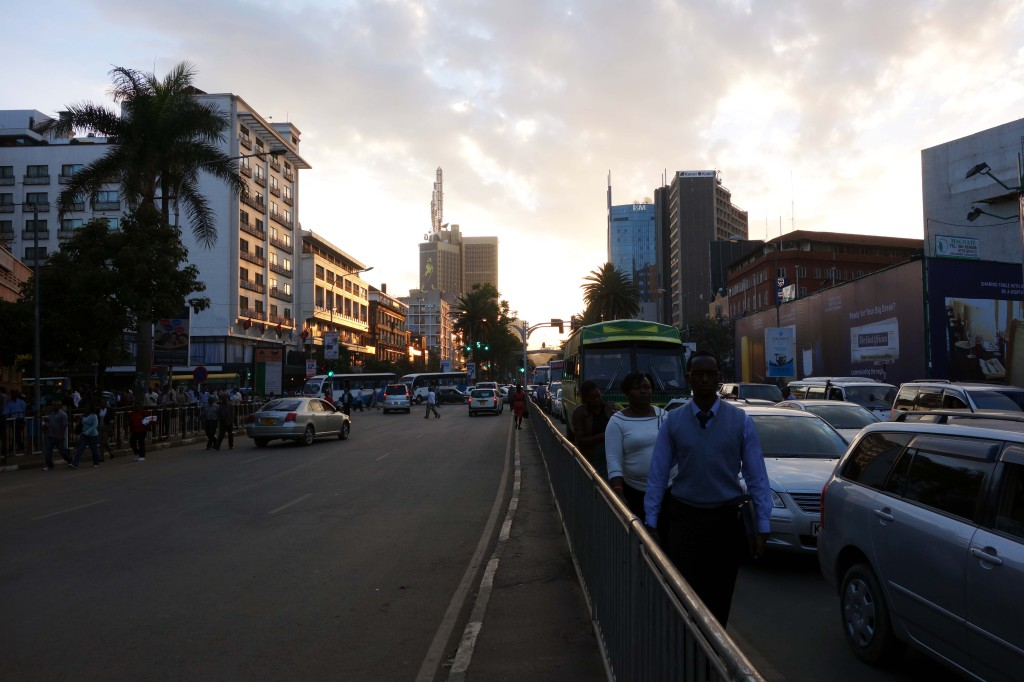 Kenya / Nairobi / Downtown