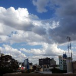 Kenya / Nairobi / Skyline