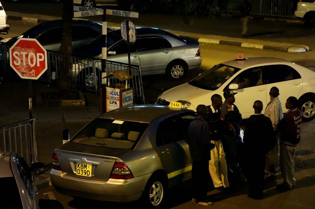 Kenya / Nairobi / Taxi Drivers