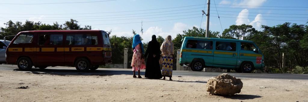 Kenya / Mombasa / Matatus