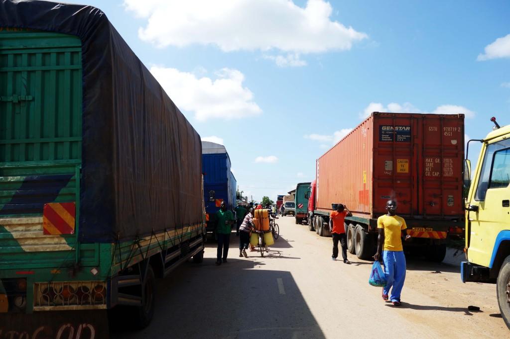 Tanzania / Horohoro / Border Crossing