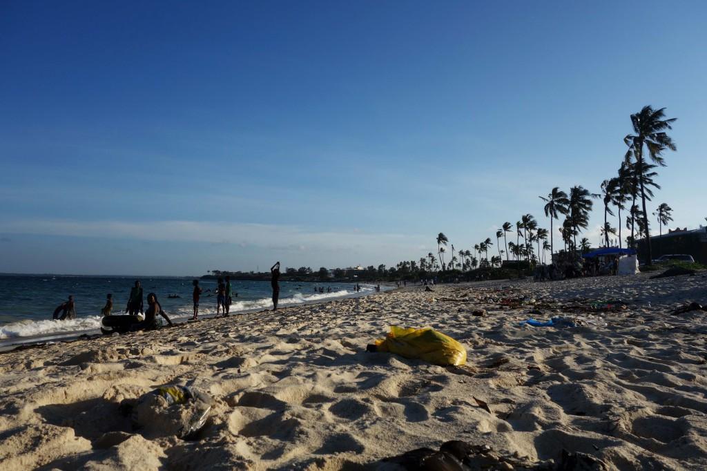 Tanzania / Dar es Salaam / Coco Beach